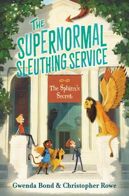 Cover for The Supernormal Sleuthing Service #2