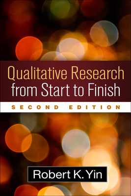 Qualitative Research from Start to Finish, Second Edition Cover Image