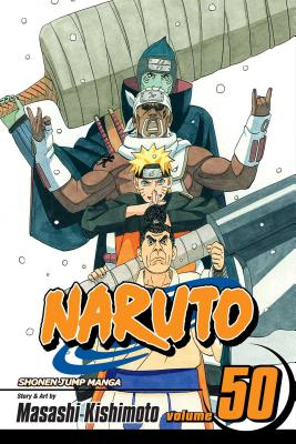 Naruto, Vol. 50 cover image