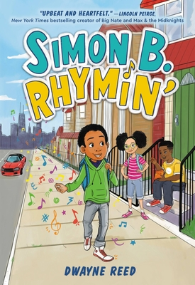 Simon B. Rhymin' Cover Image