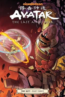Avatar: The Last Airbender - The Rift Part 3 Cover Image