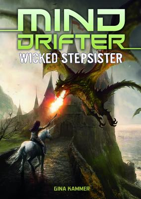 Wicked Stepsister: A 4D Book Cover Image