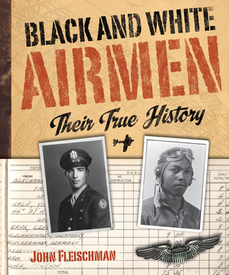 Cover for Black and White Airmen