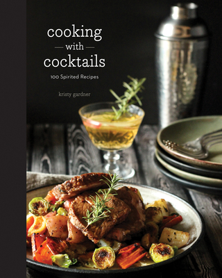 Cooking with Cocktails Cover