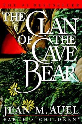 The Clan of the Cave Bear Cover