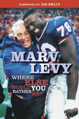 Marv Levy Cover