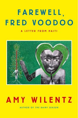 Farewell, Fred Voodoo Cover