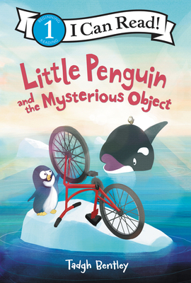 Little Penguin and the Mysterious Object (I Can Read Level 1) Cover Image