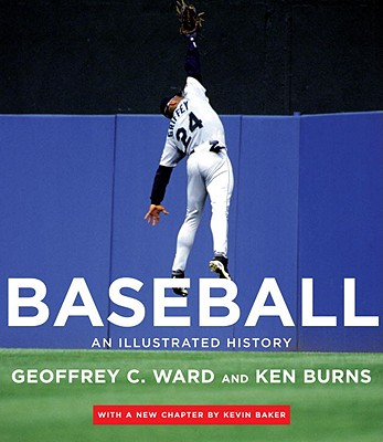 Baseball: An Illustrated History Cover Image