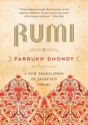 Rumi: A New Translation of Selected Poems Cover Image