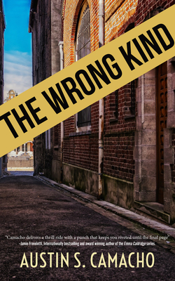 Cover for The Wrong Kind (Hannibal Jones Mystery Series)