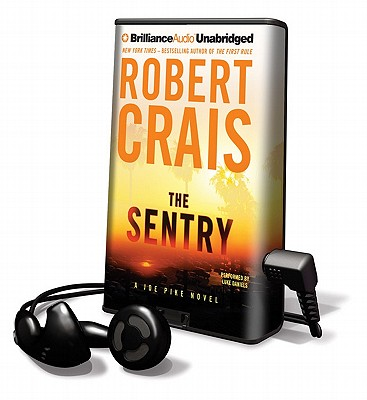 The Sentry [With Earbuds] (Playaway Adult Fiction) Cover Image