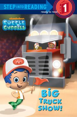 Big Truck Show! Cover