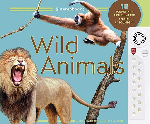 Stereobook: Wild Animals Cover Image