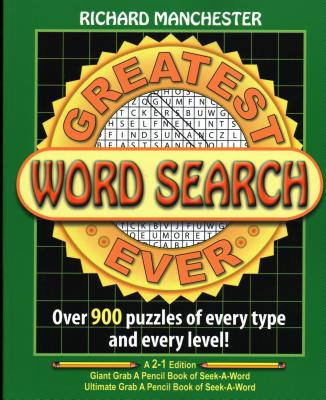 Greatest Word Search Ever Cover Image