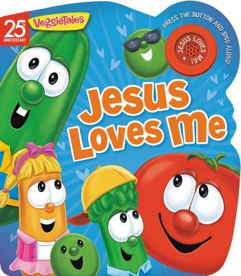 Cover for Jesus Loves Me (VeggieTales)