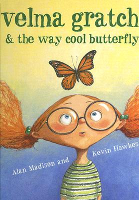 Velma Gratch and the Way Cool Butterfly Cover Image
