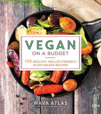 Cover for Vegan on a Budget