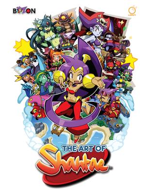 The Art of Shantae Cover Image