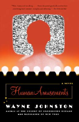 Human Amusements Cover Image