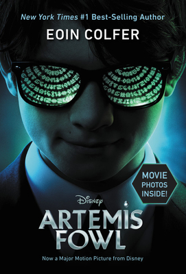 Artemis Fowl Movie Tie-In Edition cover image