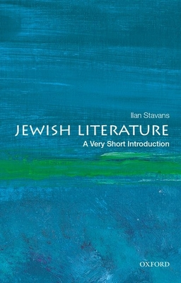 Jewish Literature: A Very Short Introduction (Very Short Introductions) Cover Image