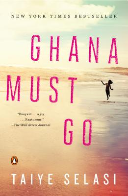 Ghana Must Go: A Novel Cover Image