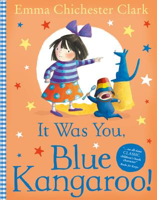 It Was You, Blue Kangaroo! Cover Image