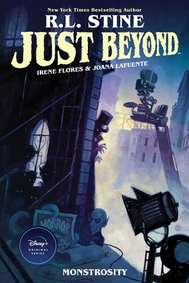 Just Beyond: Monstrosity Cover Image