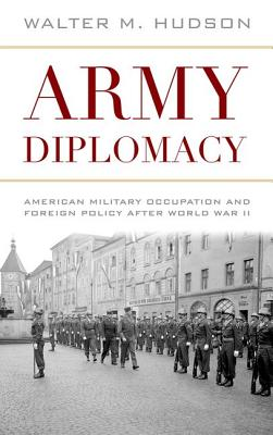 Cover for Army Diplomacy