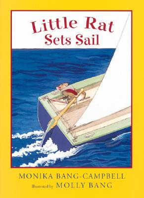 Little Rat Sets Sail Cover