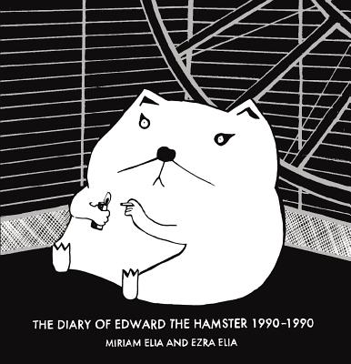 Diary of Edward the Hamster 1990-1990 Cover Image