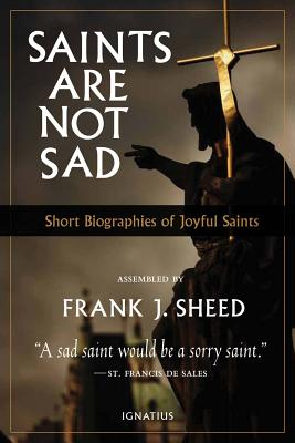 Saints Are Not Sad Cover