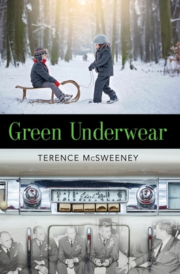 Green Underwear Cover Image