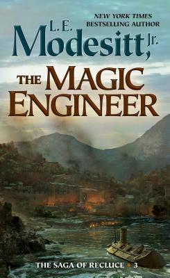 The Magic Engineer (Saga of Recluce #3) Cover Image