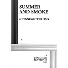Cover for Summer and Smoke