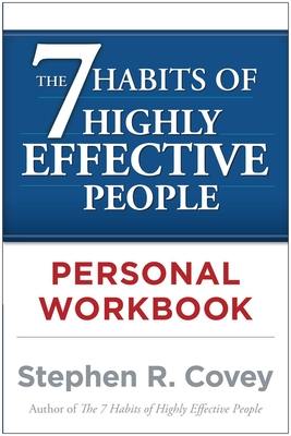 The 7 Habits of Highly Effective People Personal Workbook Cover Image