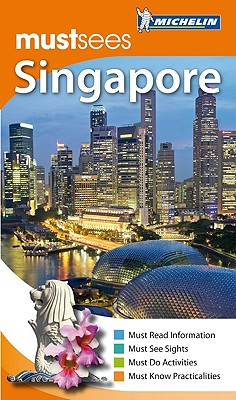Michelin Must Sees Singapore Cover