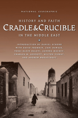 Cover for Cradle & Crucible