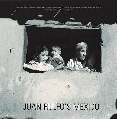 Juan Rulfo's Mexico Cover