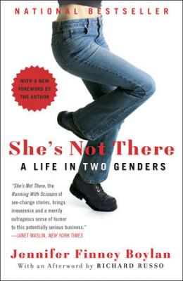 She's Not There: A Life in Two Genders Cover Image