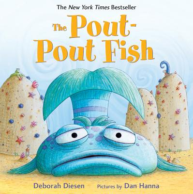 The Pout-Pout Fish (A Pout-Pout Fish Adventure #1) Cover Image