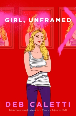 Girl, Unframed Cover Image
