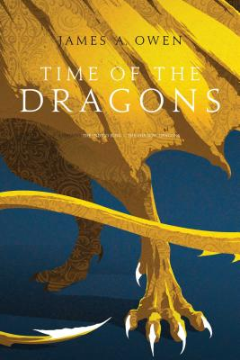 Cover for Time of the Dragons
