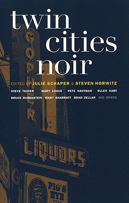 Twin Cities Noir Cover