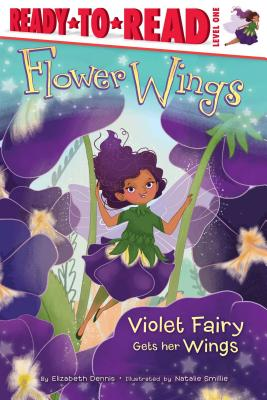 Violet Fairy Gets Her Wings (Flower Wings #1) Cover Image