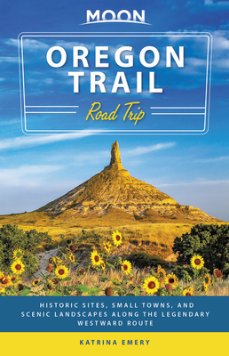 Cover for Moon Oregon Trail Road Trip