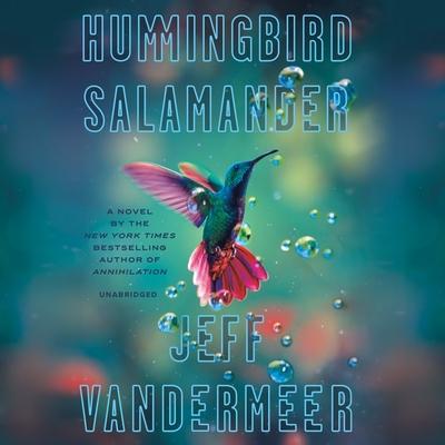 Hummingbird Salamander Cover Image
