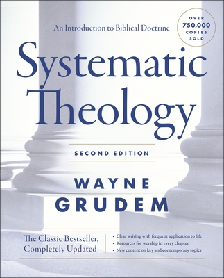 Systematic Theology,: An Introduction to Biblical Doctrine Cover Image
