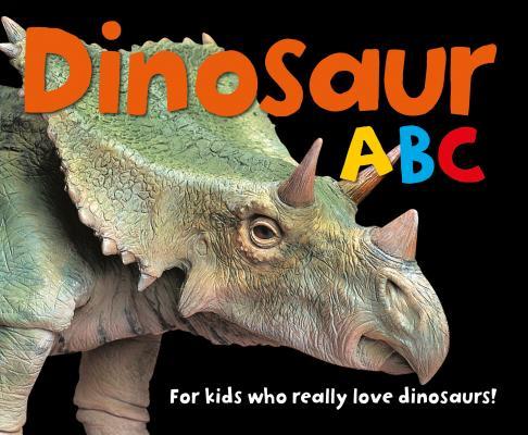 Dinosaur ABC: Board Book (Smart Kids) Cover Image